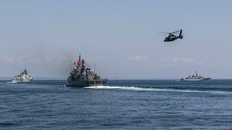 ВМС України та США проведуть спільні навчання у Північному Причорномор'ї