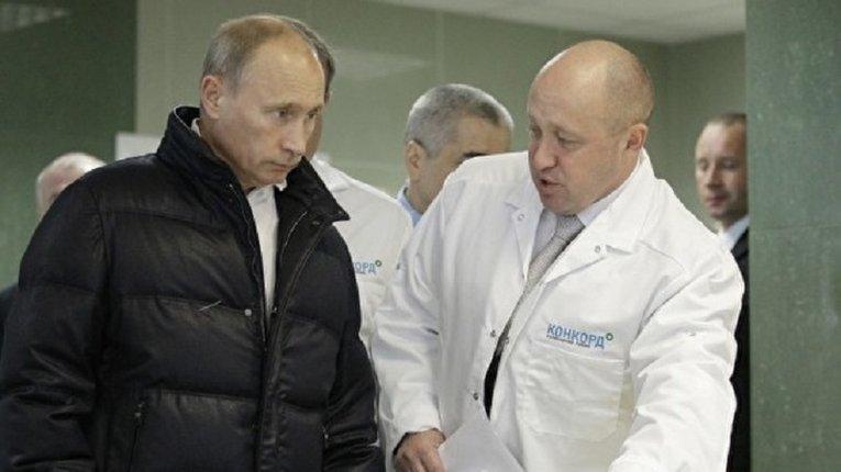 Кухар Путіна боїться, що його можуть викрасти спецслужби США