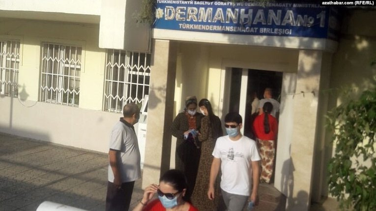 Літніх мешканців Туркменістану примусово вакцинуютьнесертифікованим препаратом
