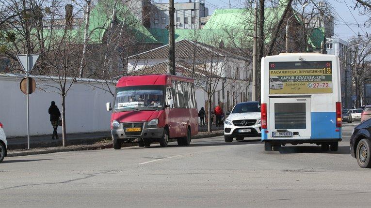 Графік, навігатори і підвищення ціни – нові правила для транспорту Полтави