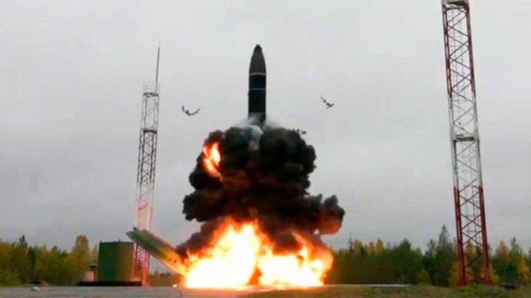 Дії росії знижують поріг застосування ядерної зброї