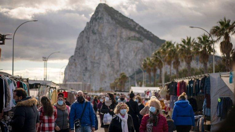 Влада Ґібралтару повністю імунізувала населення проти коронавірусу