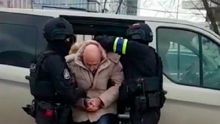 У Москві затримали письменника Шаміля Арбінініа