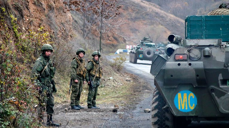 МЗС Грузії пропонує виключити РФ із переговорного процесу по Карабаху