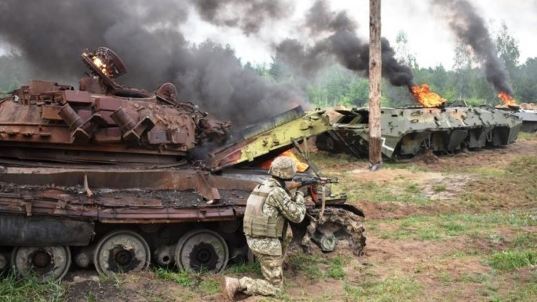 Бойовики продовжують безперестанно обстрілювати українських військових – штаб ООС