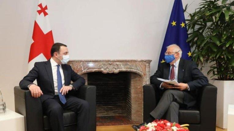 Грузія планує подати заявку на членство в ЄС у 2024 році