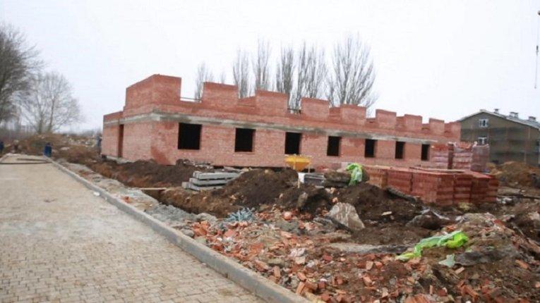 У ДБР передали в суд справу про розкрадання 11 мільйонів гривень на будівництві військових казарм