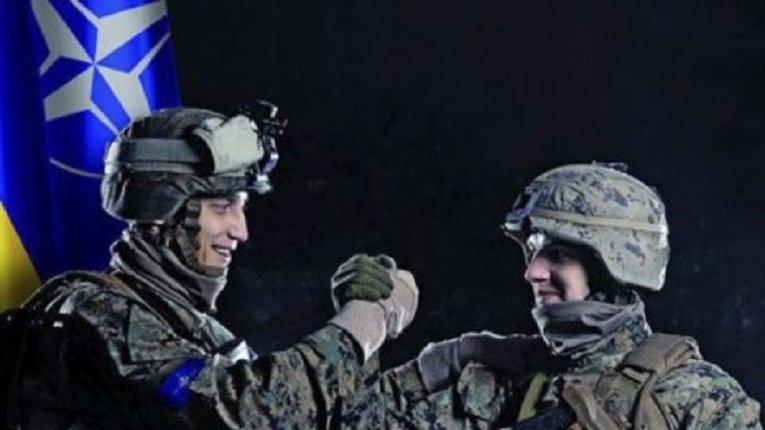 Хомчак назвав Україну щитом Європи та надіється на вступ до Північноатлантичного альянсу