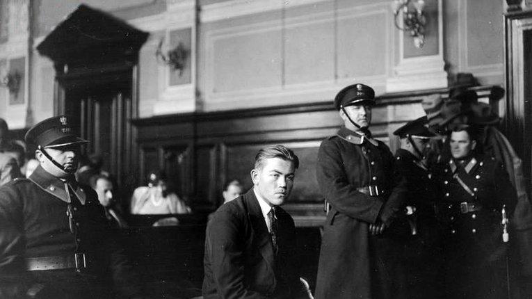 Микола Лемик на суді