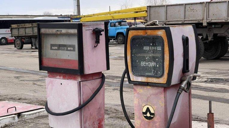 За місяць на заправках Полтавщини виявили 326 тонн нелегального пального