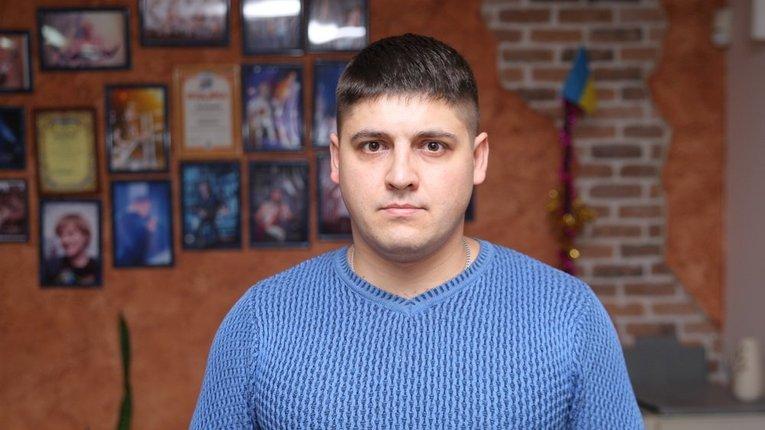 Максим Березін