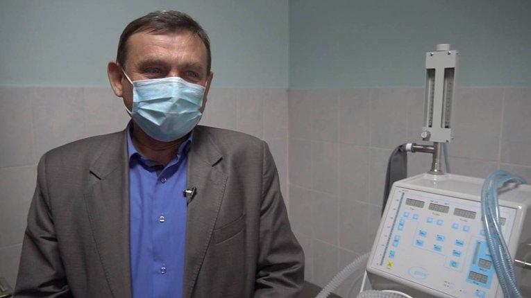 Медики Миргорода на межі виснаження