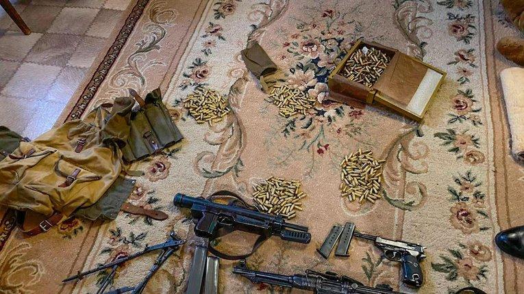 На Полтавщині затримали двох торговців зброєю