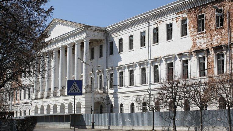 Будинок дворянського зібрання і Кадетський корпус можуть передати області