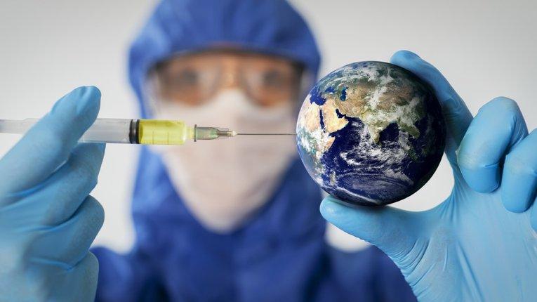 Країни «першого світу» – основні одержувачі вакцин від COVID-19