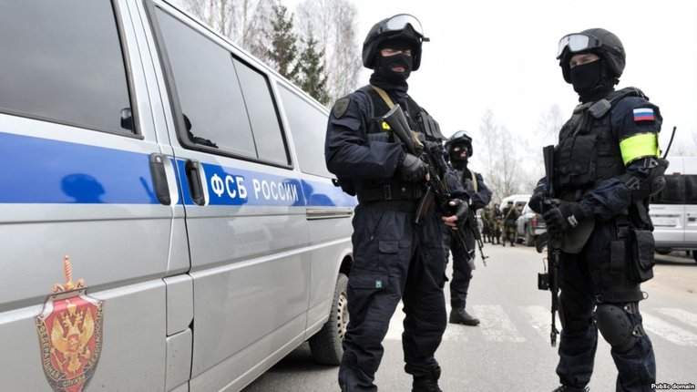 В'їзд до Криму тільки після реєстрації на сайті ФСБ — новації від окупантів