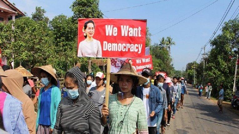 М'янма йде шляхом Сирії, на Європу чекає нова хвиля біженців, — ООН