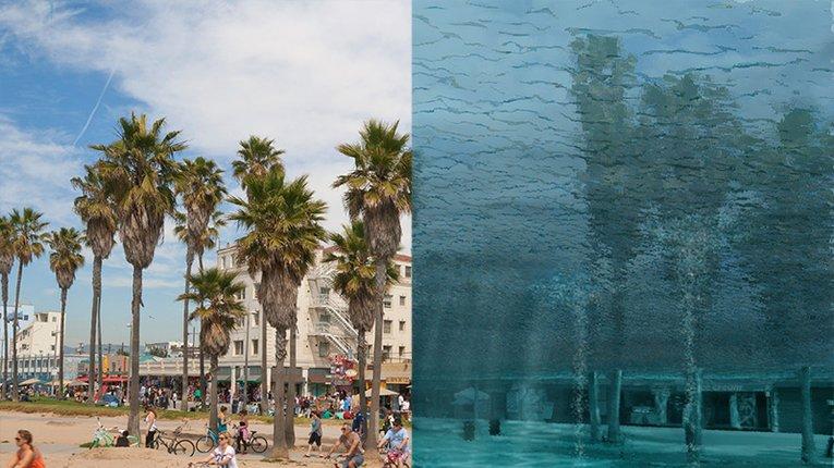 До 2040 року рівень світового океану може зрости на 6 метрів