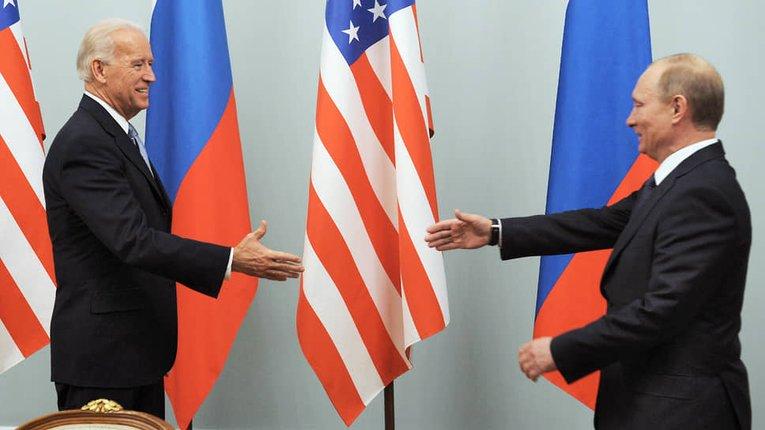 Байден розпочав торги з Путіним – на кону може стояти Україна