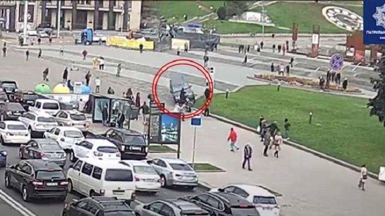 """У Києві судитимуть водія «Land Rover, який на Майдані Незалежності """"на смерть"""" збив 2 пішоходів"""