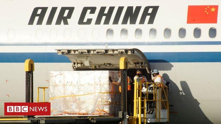 Китайська вакцина проти китайського вірусу: Пекін хоче відновити свій вплив у світі