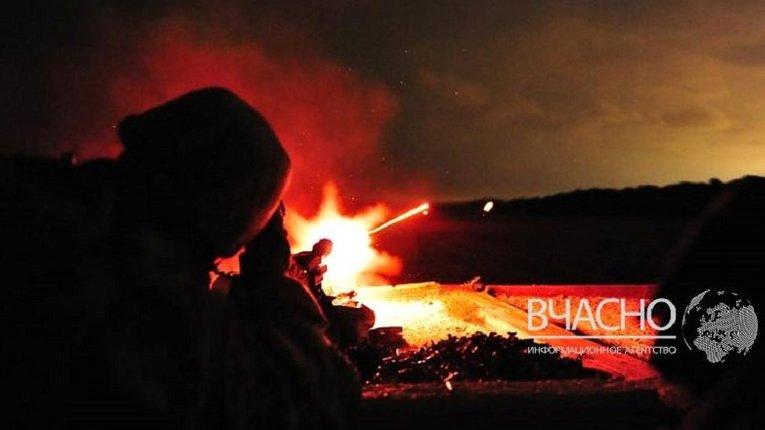 Доба на Донбасі: Терористи продовжують постійні обстріли, поранено українського військового