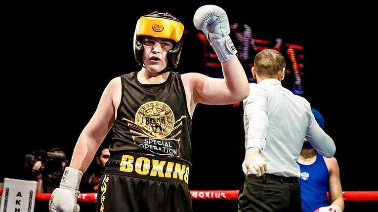 Так собі боксер – сину Кадирова присудили фальшиву перемогу