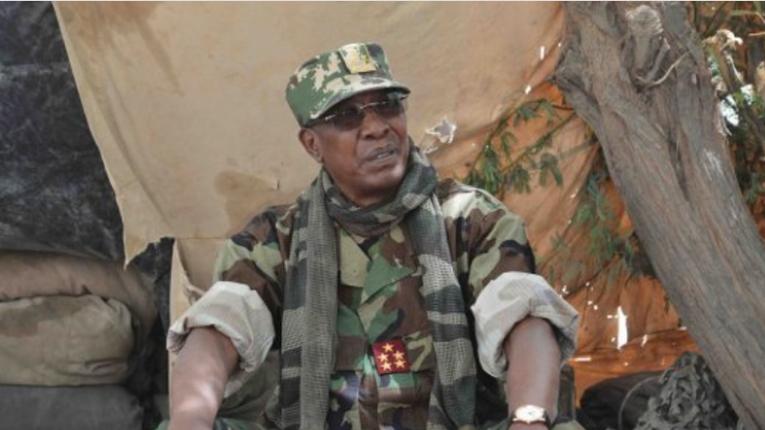 Повстанці вбили переобраного президента Чаду