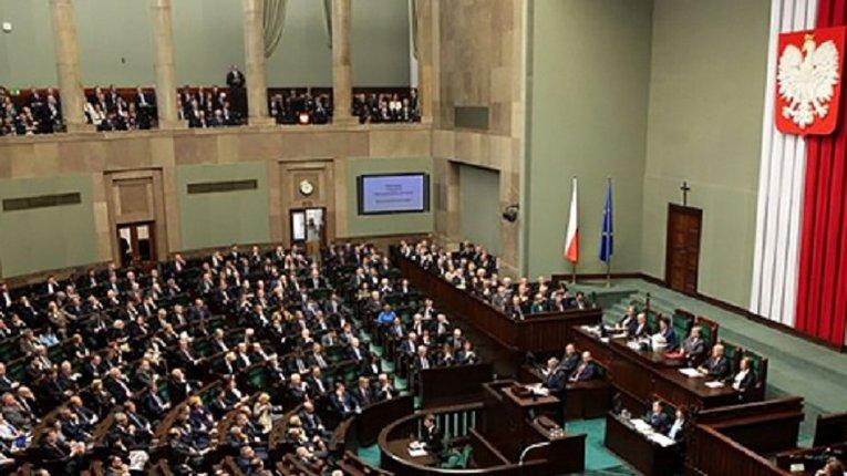 У Сенаті Польщі одноголосно прийняли резолюцію на підтримку України у конфлікті з РФ