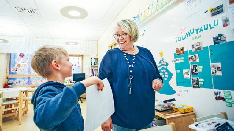 У дошкільних закладах Фінляндії не вистачає кваліфікованих кадрів