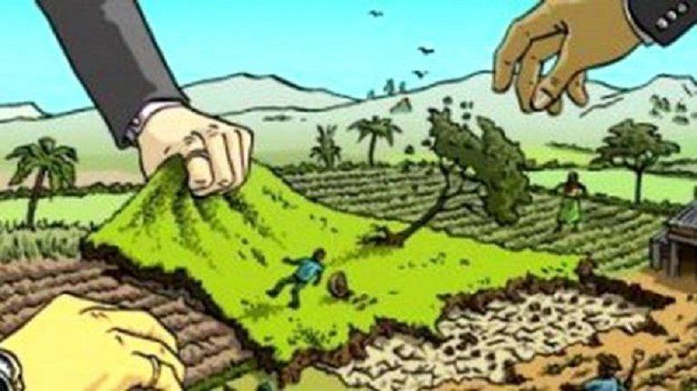 Слуги неукраїнського народу заганяють українців в боргову яму, щоб потім відібрати землю