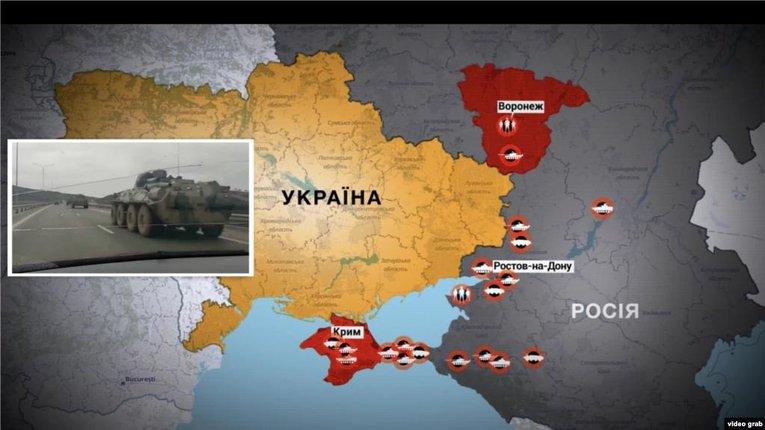 У США все ще не виключають повномасштабного наступу Росії на Україну