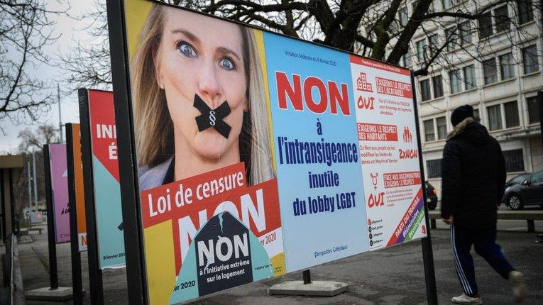 У Швейцарії планують остаточно узаконити одностатеві союзи через референдум