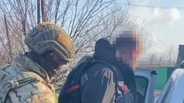 Контррозвідка затримала агентів так званої «спецслужби ЛНР», які готували теракт проти ЗСУ