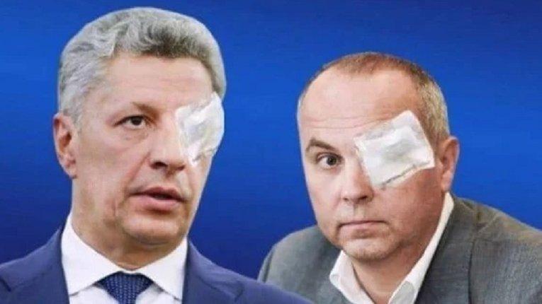 «Слуга» Потураєв пропонує розстріляти фракцію ОПЗЖ