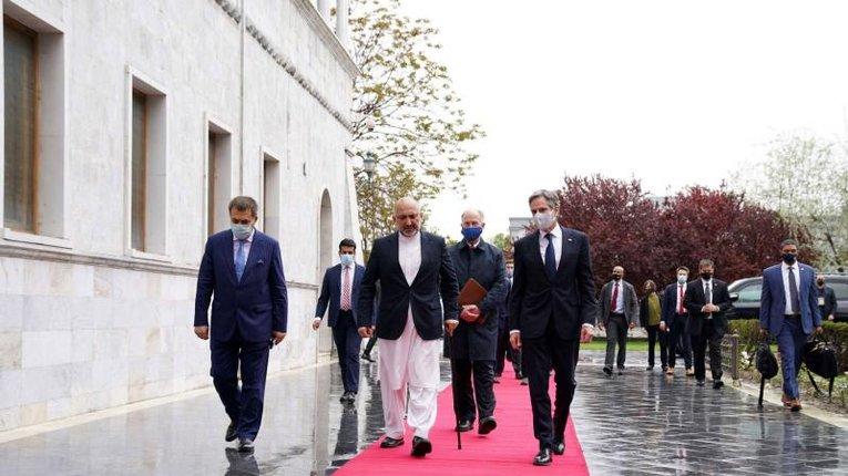 Позиції «Талібану» в Афганістані зміцнюються, – держсекретар Блінкен