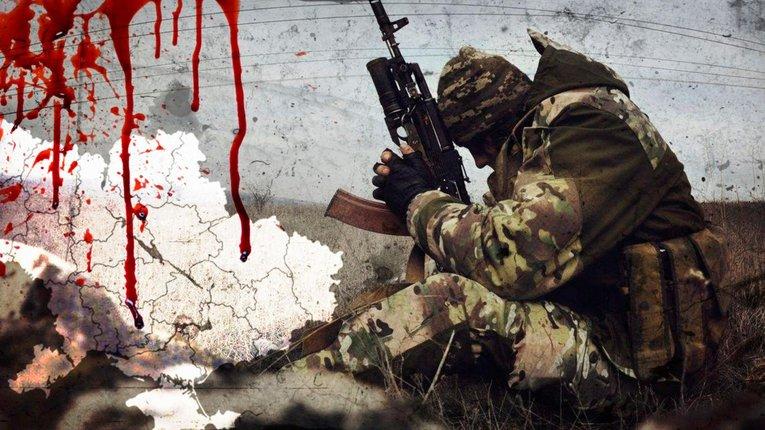 На Донбасі загинув український військовий, ще один – отримав поранення