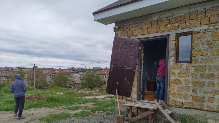 Під час обшуку в Криму російські окупанти розстріляли мусульманина