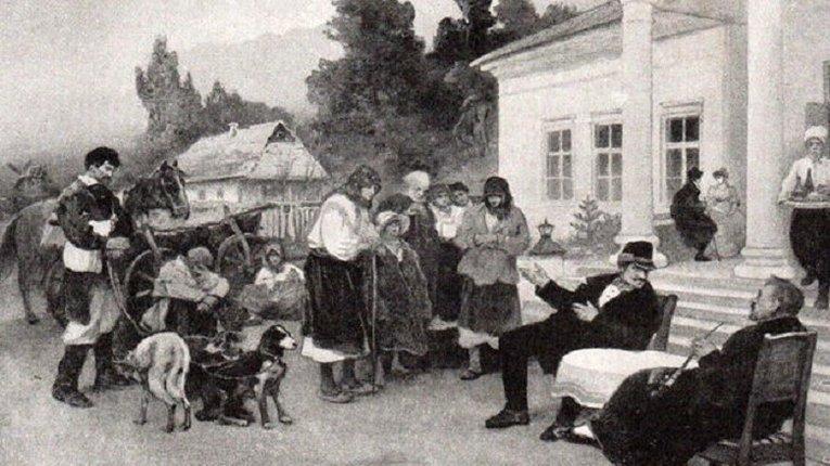 Реальна історія Росії: Як селян міняли на щенят