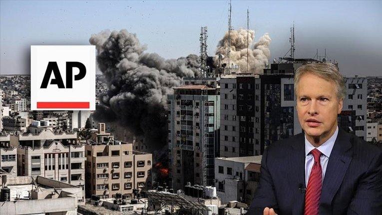 Керівництво Associated Press «шоковане» атакою Ізраїлю на будівлю агентства в Газі