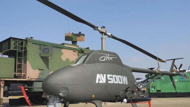 В Україні вперше створять ударний безпілотний вертоліт