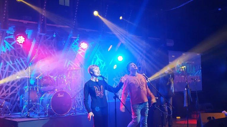 Полтавський гурт «Онейроїд» провів черговий «антикоронавірусний» концерт