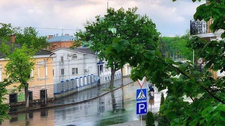 На Полтавщину чекають грозові дощі