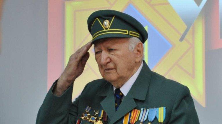 Пішов із життя ще один комбатант УПА і політв'язень Орест Васкул «Граніт»