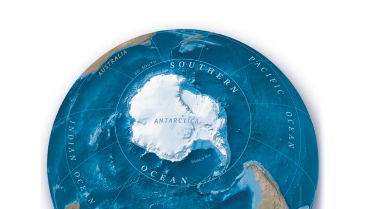 National Geographic офіційно визнав існування Південного океану