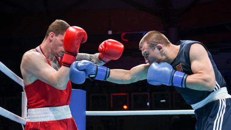 Прикордонники пораділи перемозі їх співробітника Хижняка над росіянином у фіналі турніру з боксу
