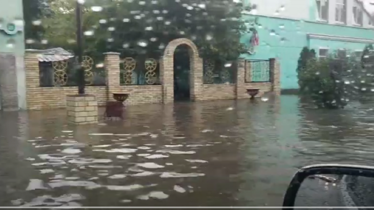 Попри дощовий тиждень Крим досі лишається зневодненим