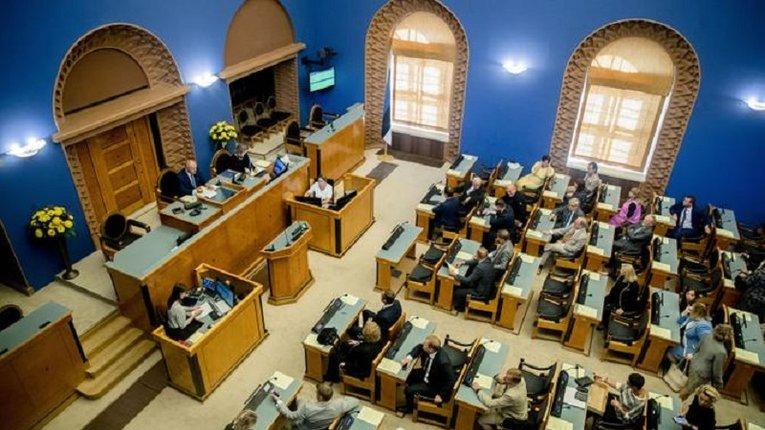 Парламент Естонії визначив дату президентських виборів