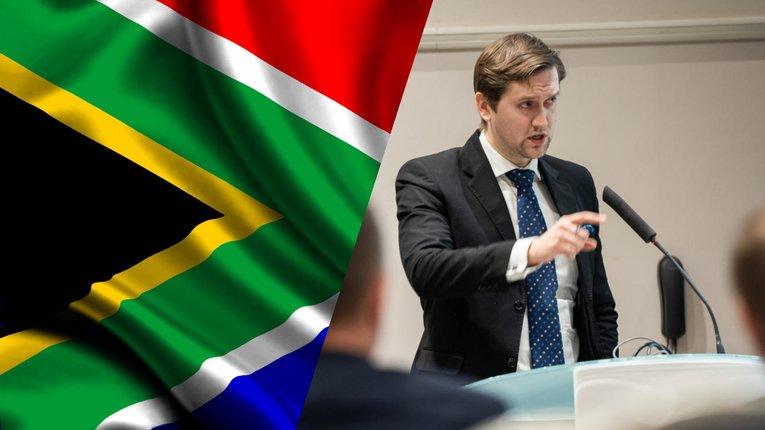 Євродепутат про життя у ПАР: «Влада сприяє чорному расизму, а світ закриває очі на геноцид»
