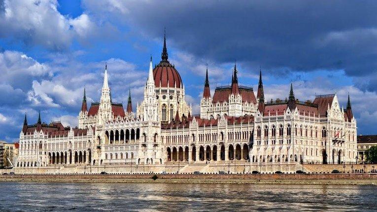 Будинок парламенту Угорщини